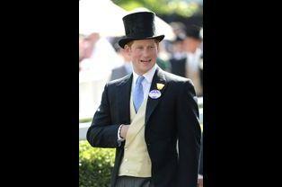 Elegant avec un chapeau haut-de-forme