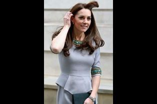 La duchesse de Cambridge Kate à Londres, le 18 novembre 2015