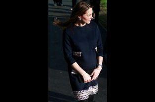 2 La Duchesse De Cambridge, Née Kate Middleton, En Visite À L'école Primaire Barlby, À Londres