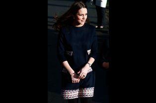 4 La Duchesse De Cambridge, Née Kate Middleton, En Visite À L'école Primaire Barlby, À Londres
