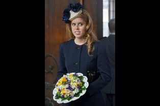 Beatrice d'York, le 5 avril 2012