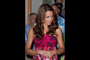 Kate, la duchesse de Cambridge, le 16 septembre 2012