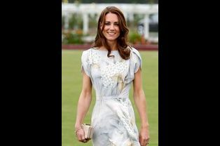 Kate, la duchesse de Cambridge, le 9 juillet 2011