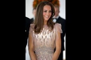 Kate, la duchesse de Cambridge, le 9 juin 2011