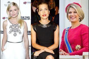 Kirsten Dunst, Charlotte Casiraghi, Maxima des Pays-Bas: les plus beaux looks de la semaine