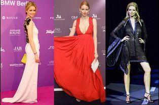 "Eva Padberg, 34 ans, a posé pour ""Gala"", ""In Style, ""Cosmopolitan"""