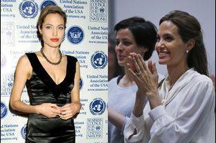 La réalisatrice Angelina Jolie est engagée auprès du Haut Commissariat aux réfugiés depuis 2002