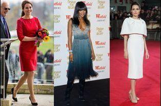Kate Middleton, Naomi Campbell, Angelina Jolie : les plus beaux looks de la semaine du 23 au 30 novembre