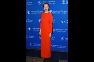 L'actrice Cameron Diaz au gala du musée d'Histoire Naturelle de New York le 20 novembre 2014