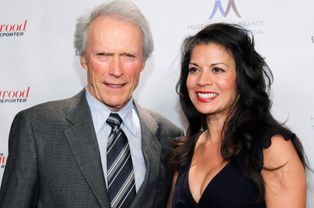 Dana et Clint Eastwood