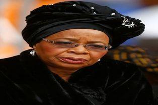 Graça Machel, la veuve de Nelson Mandela