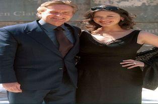 En mars 2000 à Valldemossa, en Espagne. Elle est enceinte de leur premier enfant