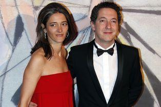 Amandine et Guillaume Gallienne
