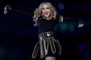 Madonna, 125 millions de dollars