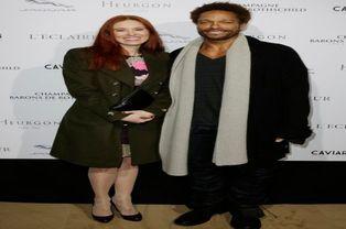 Audrey Fleurot et Gary Dourdan