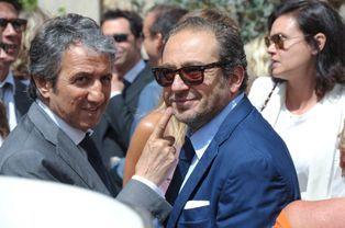 Richard Anconina et Patrick Timsit
