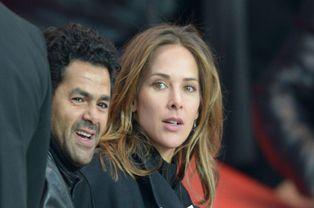 Jamel Debbouze et Melissa Theuriau
