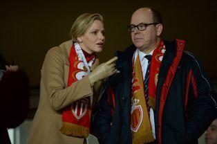 Au Stade Louis II pour Monaco-PSG