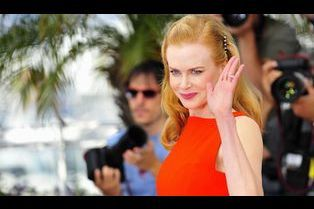 Nicole Kidman, radieuse à Cannes