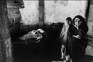 Les fantômes de Bhopal. Par Raghu Rai