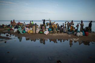 Les réfugiés du Lac Tanganyika