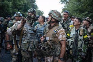 Ukraine. L'étau de Donetsk par Roman Pilipey