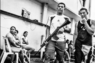 Venezuela. La prison de Vista Hermosa par Sebastian Liste
