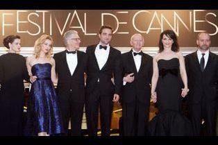 Robert Pattinson sous les projecteurs