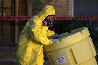 Aux Etats-Unis, la peur d'Ebola