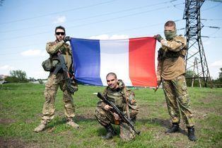Ces étrangers qui combattent en Ukraine