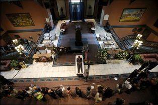 Charleston pleure son pasteur assassiné
