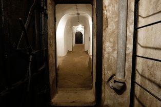 Dans les entrailles du bunker de Mussolini
