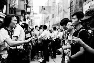 Hong Kong, au bord de l'implosion, par Alvaro Canovas