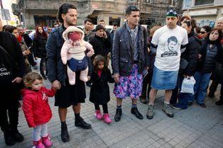 Pour que leurs filles ne subissent pas le sort d'Özgecan