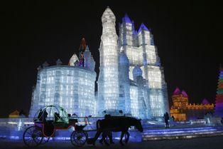 Harbin, en route pour la féerie