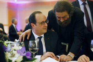 François Hollande condamne la haine