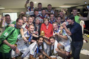 L'Allemagne célèbre ses héros