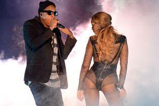 Beyoncé et Jay Z, duo sexy pour leur tournée