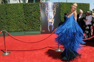 Heidi Klum électrise les Creative Emmy Awards