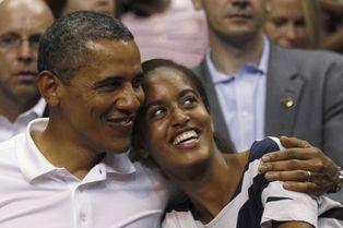 Malia Obama, la First Daughter a 16 ans