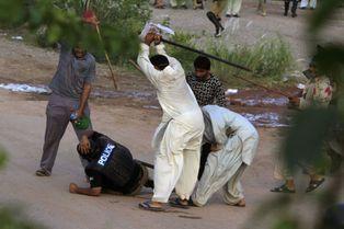 Troubles sévères au Pakistan