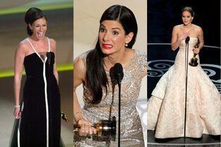 Les dix moments forts des Oscars