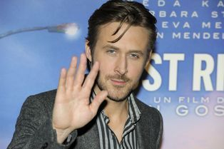 À Paris, Ryan Gosling provoque l'hystérie collective
