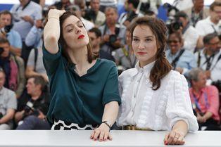 Valérie Donzelli et Anaïs Demoustier illuminent la Croisette