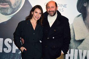 Géraldine Pailhas et Kad Merad, binôme complice
