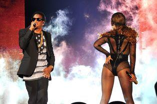 Beyoncé et Jay Z enflamment le New Jersey avant Paris