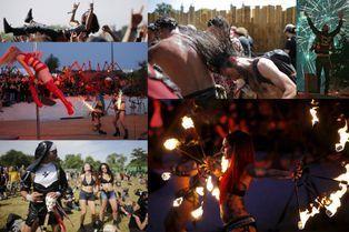 Hellfest, entre metal et bonne humeur