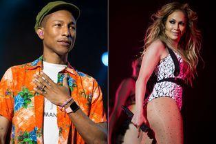 J-Lo et Pharrell Williams, stars du festival Mawazine