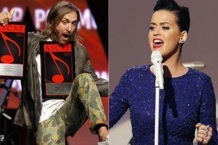 Les artistes les plus recherchés sur Shazam