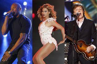 Qui sont les musiciens les mieux payés en 2014 ?